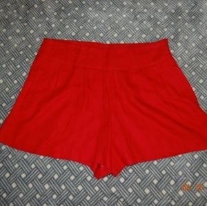 Pants - Worthington shorts size12 color red